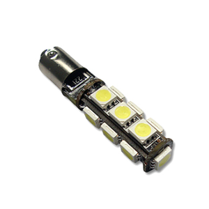 LED H6W Lamp PL-BA9S/BAX9S-13-5050 Canbus